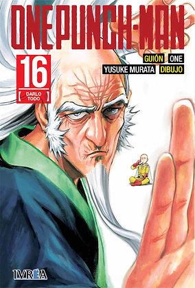 One Punch-Man Vol.16