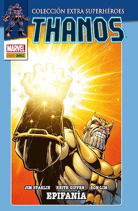 Thanos: Epifanía. Colección Extra Superhéroes.