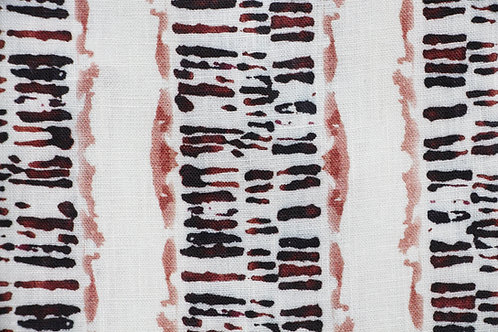 "stix too - garnet (8"" x 8"" Sample Swatch)"