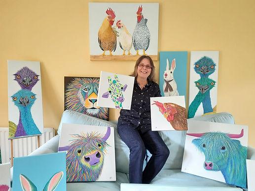 Julie Matthews & art cropped small.jpg