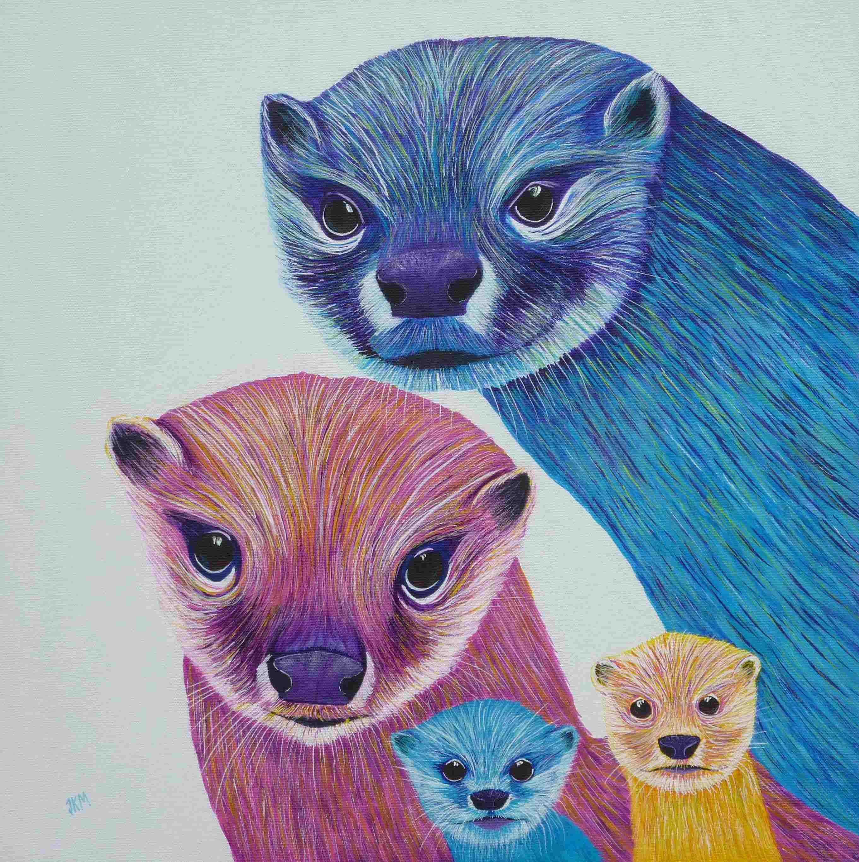 W'otter Family