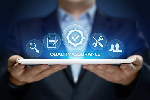Quality Assurance Service Guarantee Stan