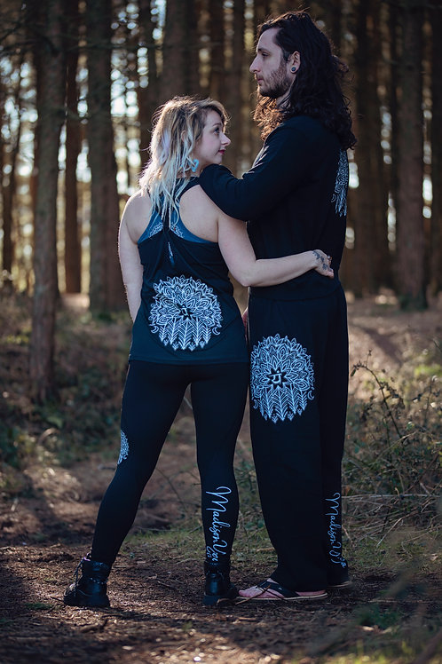 Black Leggings | Yoga Pants
