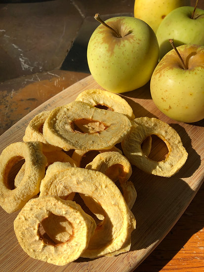 Apples -Dried