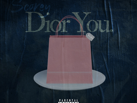 "Scorey Releases New Single ""Dior You"""