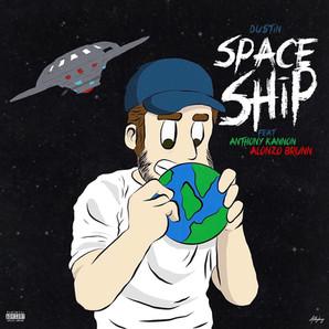 "Du$tin drops ""Spaceship"" Featuring Alonzo Brunn & Anthony Kannon"