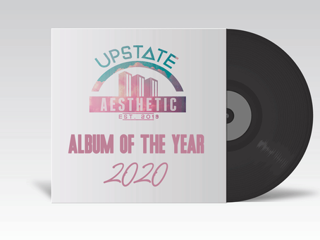 Upstate Aesthetics Album of the Year 2020 Fan Vote Results - Top Five