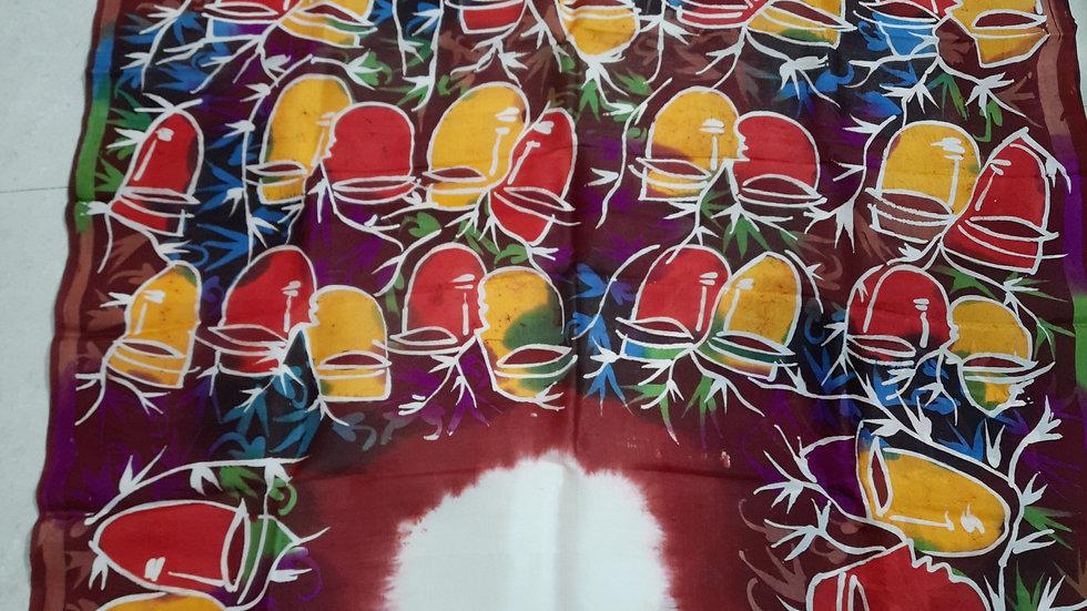 Bishnupur Silk