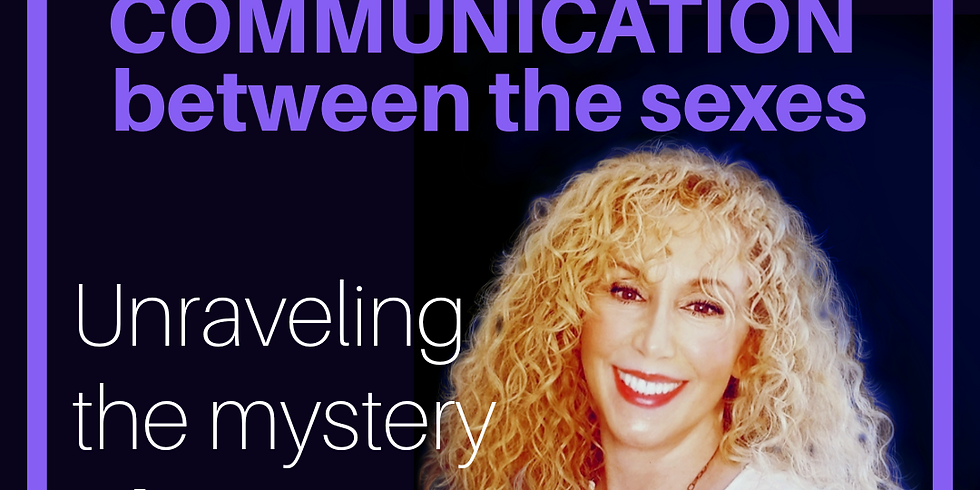1+1=3 Communication Between The Sexes