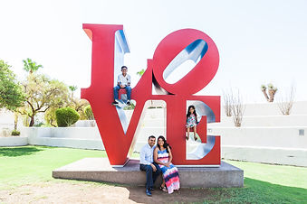 Nimesh Dinubhai and his lovely amily