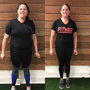 Jamie saw great results!