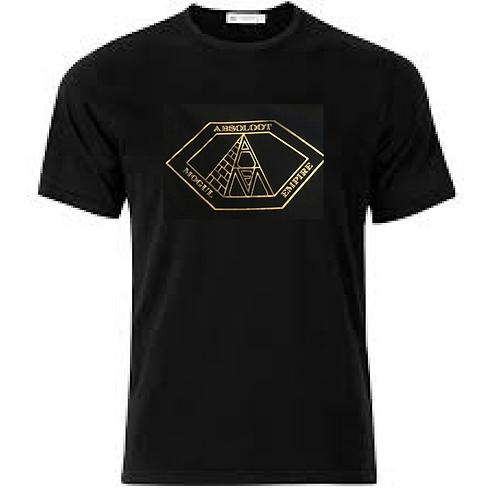 Absolute Mogul Empire Blk & Gold Tee-Shirt