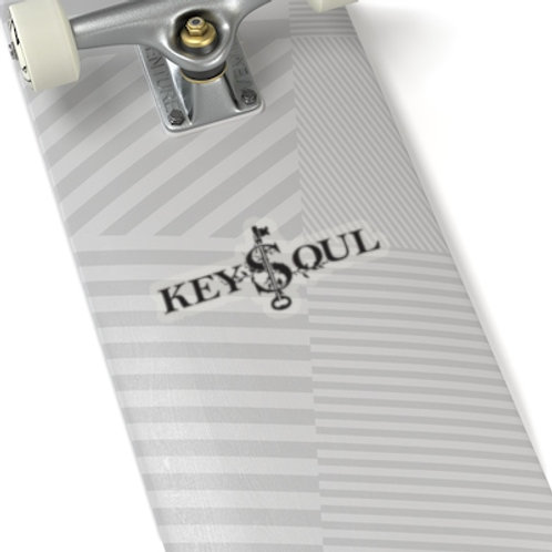 KEY$OUL KISS-CUT 6X6 STICKER