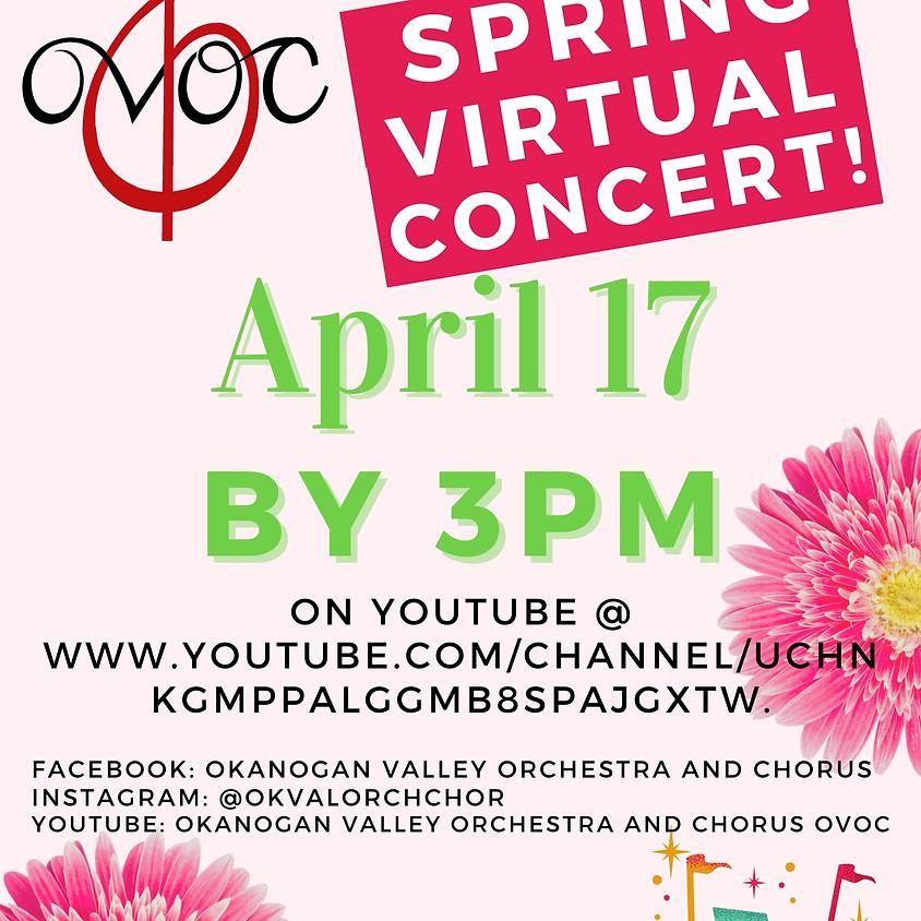 Spring Virtual Concert