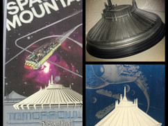 My 3 Favorite Space Mountain Collectibles