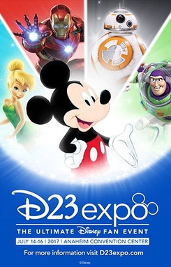 Don't Get Left Out - D23 Expo Saturday Tickets -> SOLD OUT!