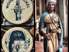 Disney Themed Wooden Nickel  to Debut At The D23 Expo