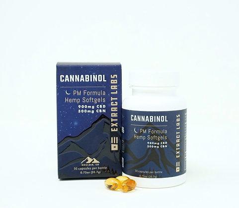 Extract Labs Sleep CBN Capsules
