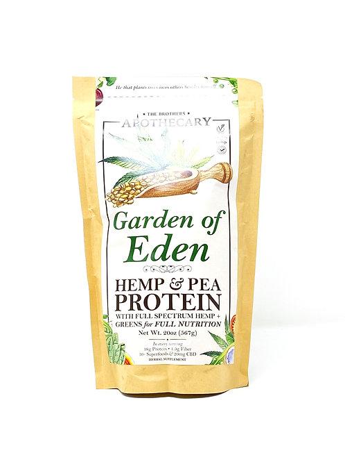 Apothecary 450mg Full Spectrum Garden of Eden Hemp Superfood & Protein