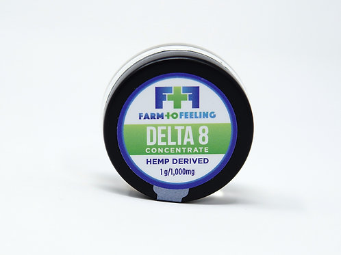Farm to Feeling 1g Delta-8 Concentrate