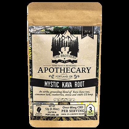 Apothecary 180mg Mystic Kava Root Tea