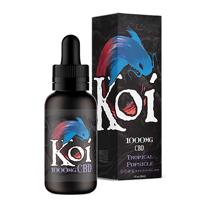 Koi 1,000mg Tropical Vape Juice