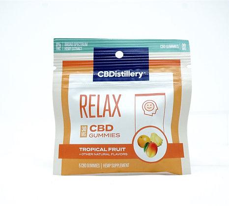 CBDistillery 180mg Day/Relax Gummies