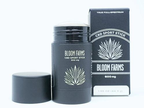 Bloom Farms 600mg Sport Stick Balm