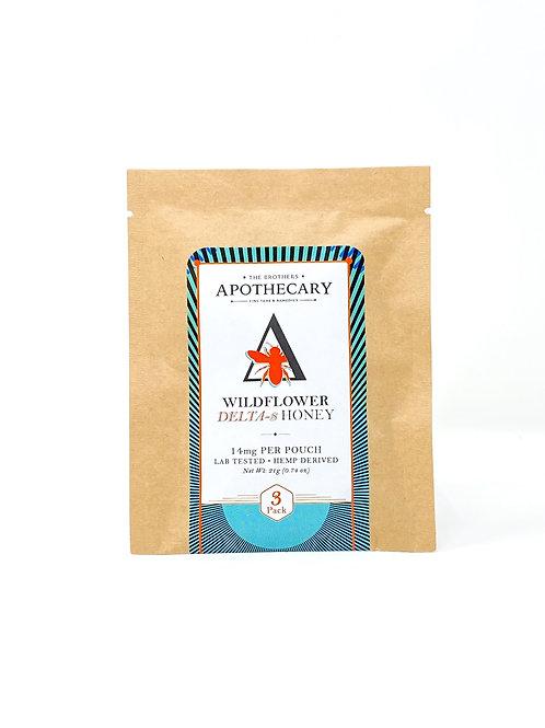 Apothecary 42mg/3ct Delta-8 Wildflower Honey