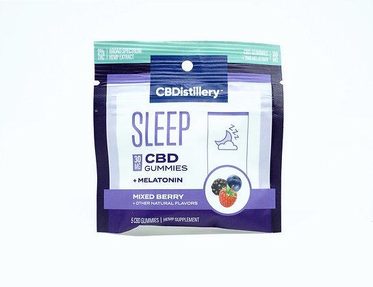 CBDistillery 180mg Night/Sleep Gummies