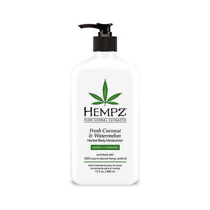 Hempz Fresh Coconut & Watermelon Lotion