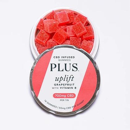 PLUS CBD 700mg 'Uplift' Gummies