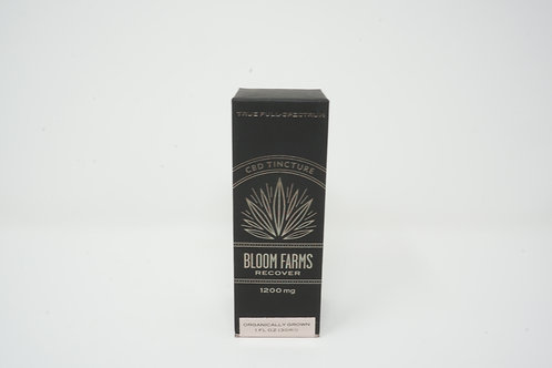 Bloom Farms 1200mg Full Spectrum Oil Recover
