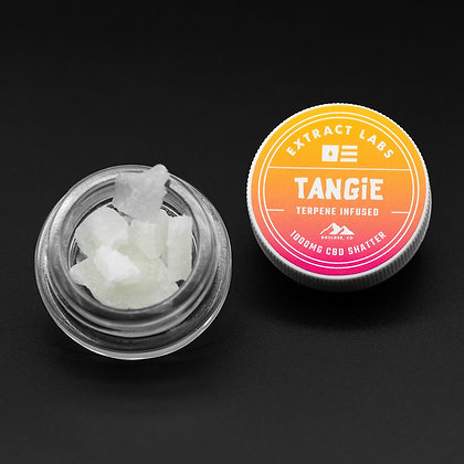 Extract Labs 1,000mg 'Tangie' Shatter