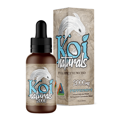 Koi 2,000mg Peppermint Oil