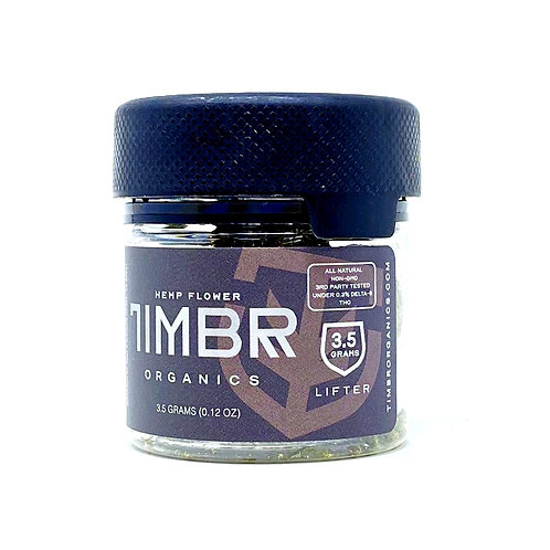 Timbr 3.5g Full Spectrum Hemp Flower Lifter