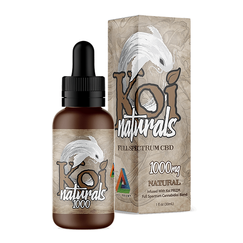 Koi 1000mg Broad Spectrum Oil Unflavored