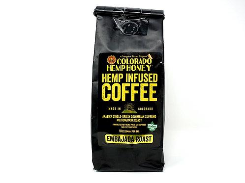 Colorado Hemp Honey 10oz Full Spectrum Infused Coffee
