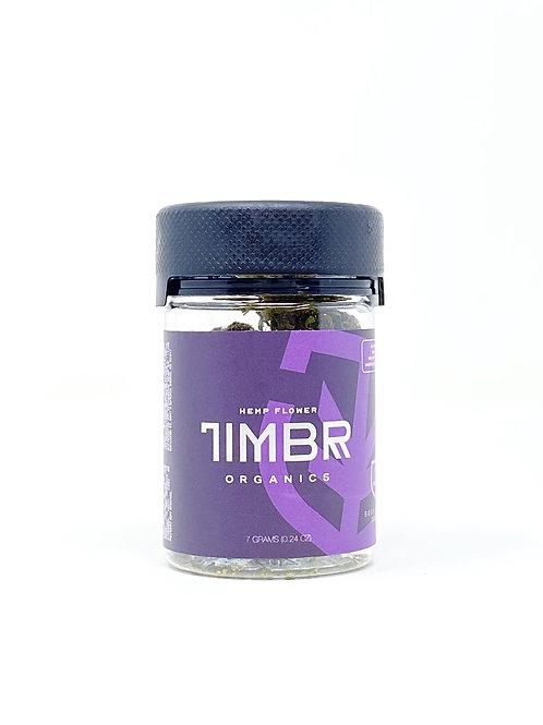 Timbr 7g Full Spectrum Hemp Flower Sour Space Candy