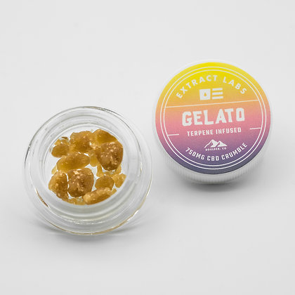 Extract Labs 800mg 'Gelato' Crumble