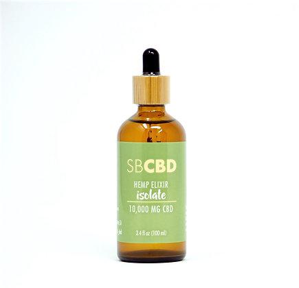 SB CBD Isolate Oil 10,000mg