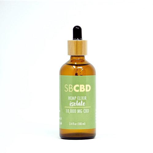 SB CBD 10000mg Isolate Oil