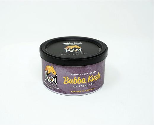 Koi CBD Hemp Flower 'Bubba Kush' 4 Grams