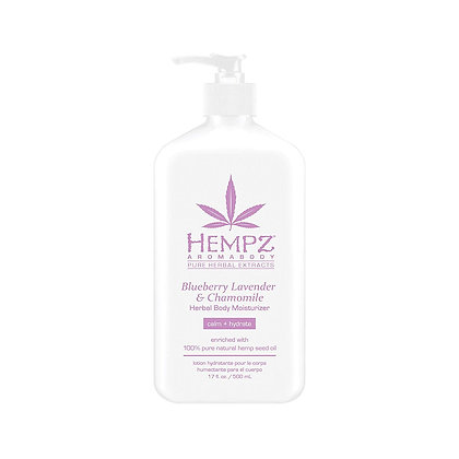 Hempz Blueberry Lavender & Chamomile Lotion
