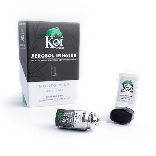 Koi 1000mg Aerosol Inhaler Mojito Min
