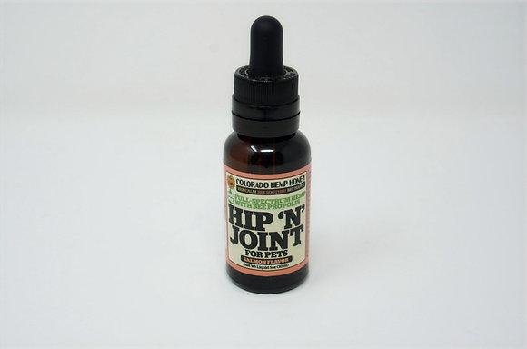 Colorado Hemp Honey 'Hip'N'Joint' 500mg Pet Oil