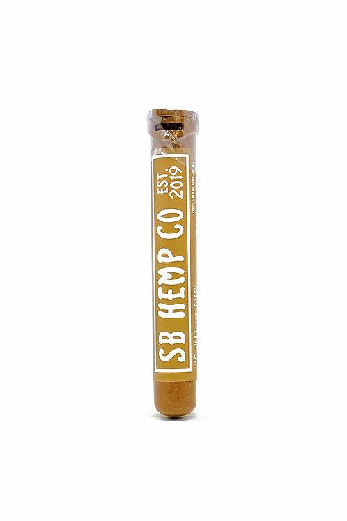 SB Hemp Co. 1g Hemp Pre-Roll Cali Hemp OG