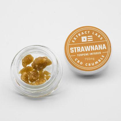 Extract Labs 800mg 'Strawnana' Crumble