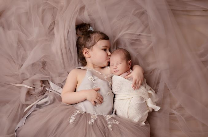 photo frère et soeur