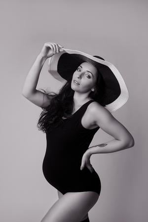 photographie mode maternité